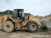Used Caterpillar 966H Loader | Used Wheel Loader | Cat wheel loader Supplier