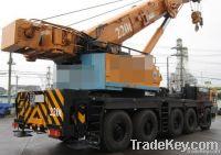Used Tadano ATF-220G-1 Crane | Used Truck Crane | Used Terrain crane