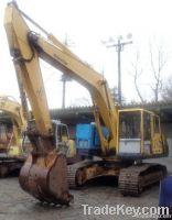 Used Komatsu Excavator PC200-5 | Used Heavy machinery | Excavator Exporters