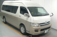 USED TOYOTA HIACE GRAND CABIN | Used Van | Used Commercial Vans Dealer | Used Automobiles