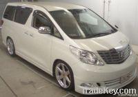 TOYOTA ALPHARD 2009 | Japanese Automobiles | Used Car Dealers