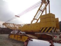 Used Hitachi Crawler Crane KH1000L | Used Cranes | Used Heavy Machinery Dealer