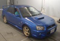 Used Subaru IMPREZA WRX