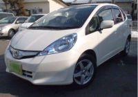 Used HONDA  FIT  HYBRID   Hybrid Car Dealers