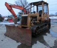 Used CAT D3C-4HJ010 | Crawler Tractor | Construsction Machinery Dealer