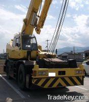 Used TADANO Rough Terrain Crane TR����M��