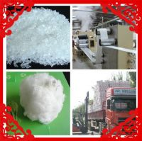 Virgin/Recycled Polyester Staple Fiber PSF Colors For Filling, Spinning, Textile