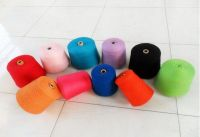 Cheap Colors Dope Dyed 100% Polyester Blended Spun DTY FDY Yarn
