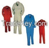 Coveralls , Safety shoes , Safety vests in bulk quantities