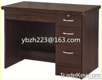 standard size classical office desk