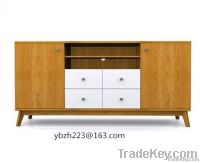 oak veneer dining room sideboards