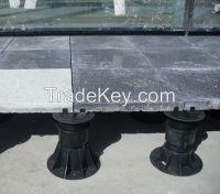 paving pedestal height adjustable plastic pedestal support