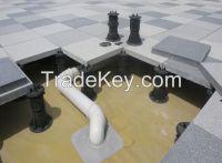 buzon adjustable plastic pedestal