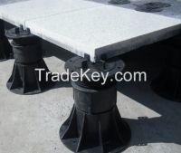 paving floor pedestal system