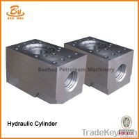 Electric Over Hydraulic Cylinder With API Standard For Mud Pump
