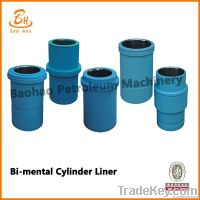Hot Sale Drilling Mud Pump Liner For F Series Pump Fluid End