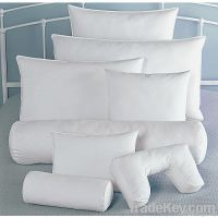 Various types of pillows