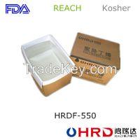Food grade polyisobutylene for chewing gum base