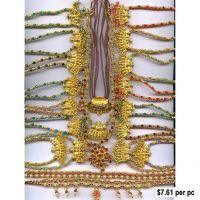 imitation and fashion necklaces
