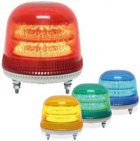 Solar Powered Revolving Lamp & High Intensity warning Lamp
