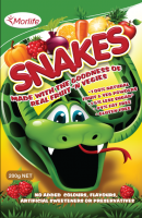 Super Snakes - Morlife Confectionery