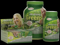 Food Complement - ''Alkalising Greens pH7.3''