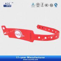 Silicon/Glue Waterproof Sport Wristband