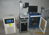 laser machine , marking machine