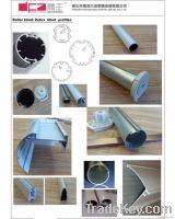 aluminium curtain track, blind profile