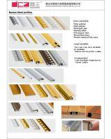aluminium listello trim, flooring, norsing