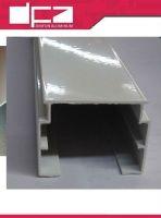 aluminium vertical blind track