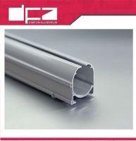 aluminium roman blind track
