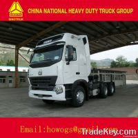 Howo A7 6x4 tractor truck