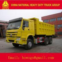 HOWO 6X4 Dumper Truck