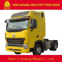 SINOTRUK HOWO A7 4X2 Tractor Truck