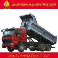 SINOTRUK HOWO A7 6X4 Dumper Truck