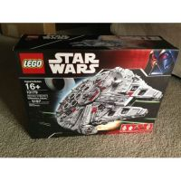 Brand new Lego Star Wars Ultimate Collector's Millennium Falcon 10179 Factory Sealed