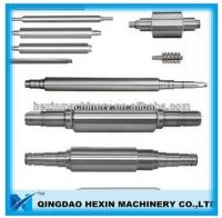 Stainless steel forged shafts