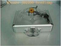 Portable Type Micare JD2200 LED Head Lamp with Light Filter
