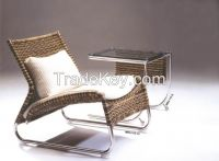 Leisure Chair And Table