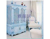 Rustic furniture   wardrobe