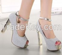 Glitter For Women Sandals