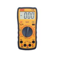 T-92 High Performance Cost Ratio Digital Multimeter, Supports Continuity Buzzer, Infrared Data Detection