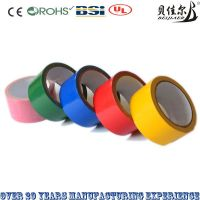 PVC custom printed cloth duct tape wrapping colored tape air conditioner tape wrapping tape for heavy-duty packing