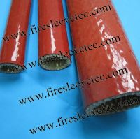 Silicone Jacketed Fiberglas Sleeving