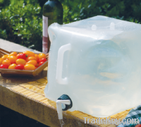 Reliance Fold-A-Carrier  Water Container