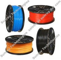 ABS filament for 3D printers