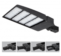 IP65 LED area street parking lot shoebox lighting housing