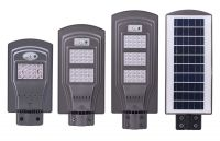 High lumen  ip65 smd 20w 30w 40w 50w 60w all in one LED street light