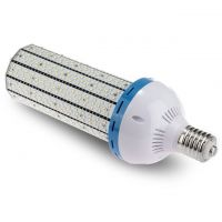 E39 E40 base led dustproof corn light for gas station
